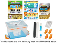 Public Library Only - Water Shortage Project-Based STEM Kit