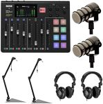 Public Library Only - RODECaster Pro Integrated Podcast Production Console
