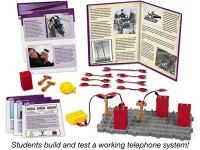 Public Library Only Alexander Graham Bell Problem Solving STEM Kit (6 Kits)