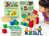 Public Library Only The Three Little Pigs Problem Solving STEM Kit (3 Kits)