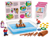 Public Library Only Gingerbread Man Problem Solving STEM Kit (3 Kits)