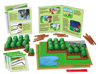 Public Library Only Johnny Appleseed Problem Solving STEM Kit (6 Kits)