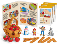 Public Library Only Little Red Riding Hood Problem Solving STEM Kit (3 Kits)