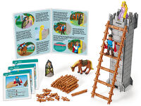 Public Library Only - Rapunzel and Castle Blocks