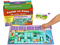 Public Library Only - Learn to Code File Folder Games (Gr. 4-5)