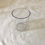 Cup (Set of 10 - Clear)