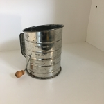Flour Sifter (Three cups)