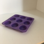 Silicone Mould (Round)