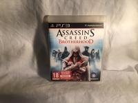 jeu PS3 Assassin's creed - Brotherhood