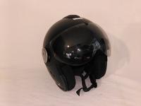 Casque moto noir de Philippe