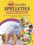 boek '101 leerrijke spelletjes voor baby's en peuters'