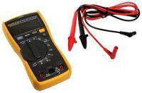 Multimeter with Non-Contact Voltage