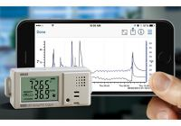 Bluetooth Temperature and Relative Humidity Data Logger