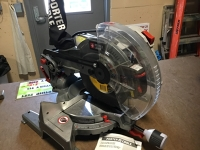 """10"""" compound miter saw, foldable"""