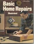 Basic Home Repairs- Illustrated