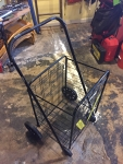 X-TRA Size Grocery Cart