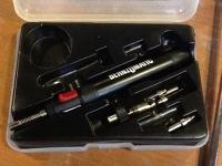 Butane Micro-Torch Soldering Iron