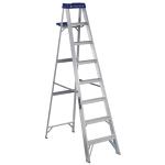 8' A frame ladder