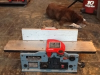 "6"" variable speed bench jointer"