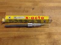 X-acto knife