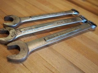 """9/16"""" Steel Wrench"""