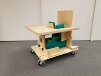 Kaye Bolster Chair