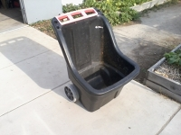Wheelbarrow, Small, Plastic