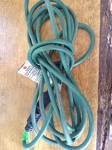 20' extension cord, Green