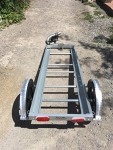 Bike Trailer, Long