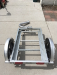 Bike Trailer, Short