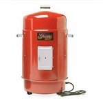 Electric Smoker, Red