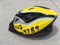 Bike Helmet, Yellow, MD
