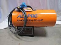 ALL-PRO Propane Construction Heater