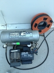 Air Compressor, 4 Gallon 1.5 HP