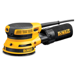 Sander,  Random Orbit, Low Profile, DeWalt