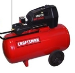 Air Compressor 12 Gallon 2HP