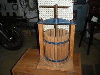 Fruit Press, Table Top Size