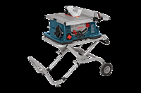 """Table Saw, 10"""", Gravity Rise Wheeled"""