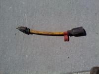 Twist to Lock Converter Adapter