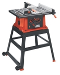 "Table Saw, 10"" 15AMPS"