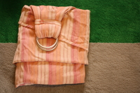Babylonia Padded Shoulder Pink
