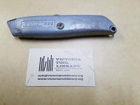 Utility knife, box cutter