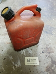 Gasoline Canister, 4L