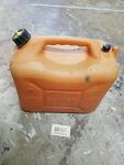 Gasoline canister