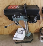 Drill press, bench