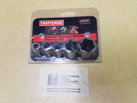 Bolt-Out Damaged Bolt/Nut Remover Set