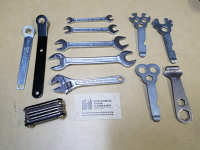 Bike Repair Tool Set