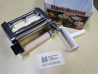 Pasta Maker, Ravioli Attachment