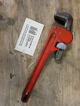 """Pipe Wrench, 10"""""""