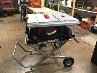 Table Saw, Jobsite